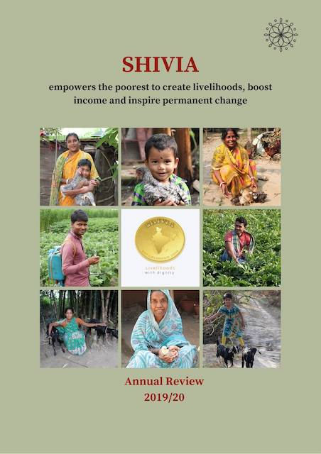 Read Shivia's Annual Review for 2019/2020