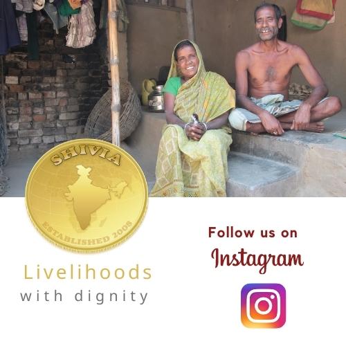 Follow us on Instagram @shiviacharity